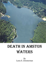 Death in Amston Waters, by Larry Zimmerman.